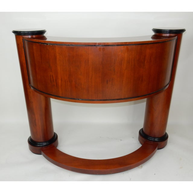 Biedermeier Style Writing Desk And Chair Capuan Collection By Century Furniture With For