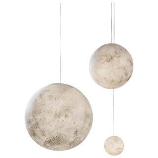 Planet Pendants Ensemble, Ludovic Clément d'Armont For Sale