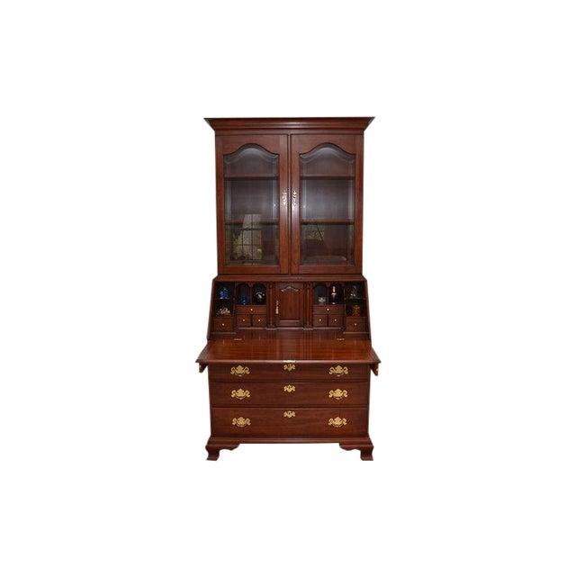 Henkel Harris John Hancock Secretary Desk For Sale