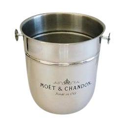 Vintage French Moët & Chandon Champagne Chiller