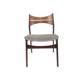 Vintage Rosewood Erik Buck Dining Chair