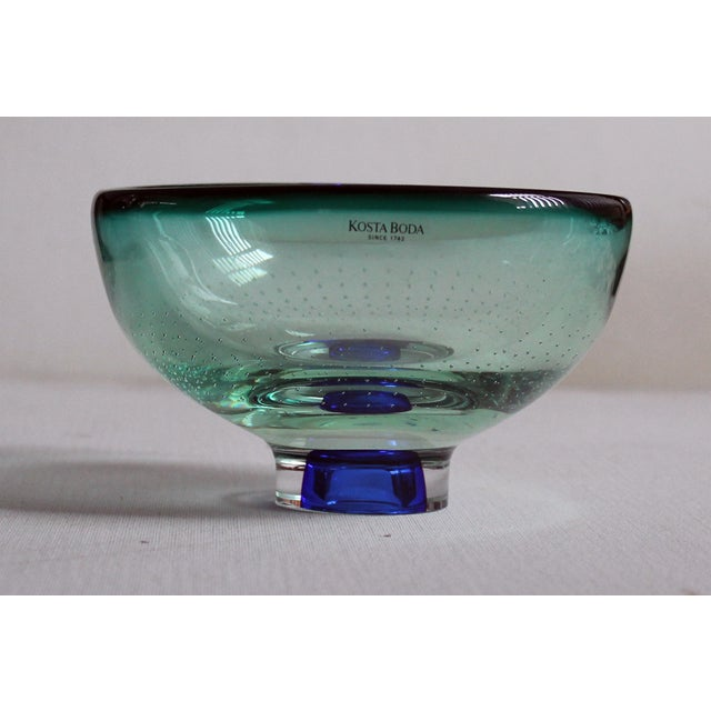 Kosta Boda Art Glass Bowl - Image 6 of 8