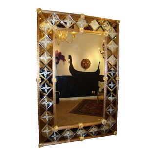 FratelliBarbini - Beveled Venetian Mirror For Sale