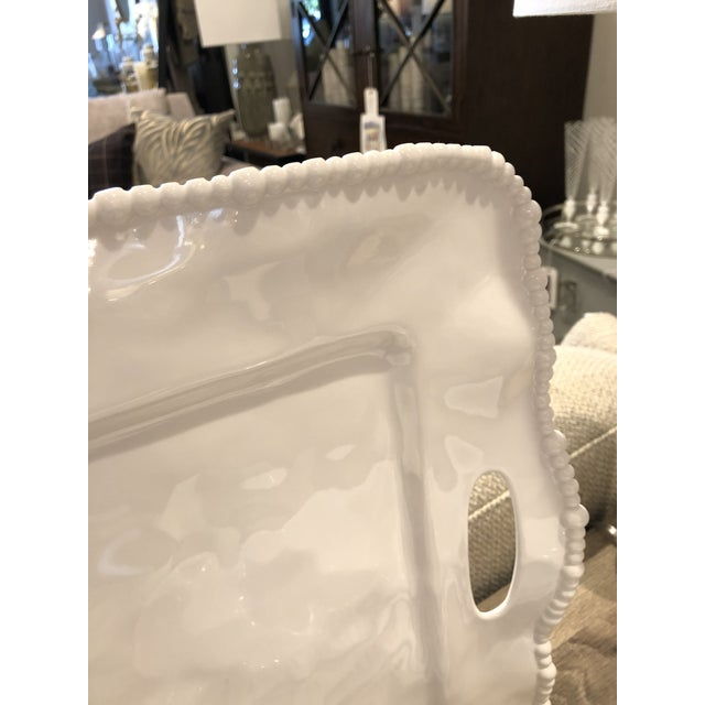 2020s Beatriz Ball Vida Alegria Serving Tray from Kenneth Ludwig Chicago For Sale - Image 5 of 7