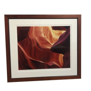 1990s Joel Anderson Sunlight and Sandstone Arizona Photographic Print For Sale