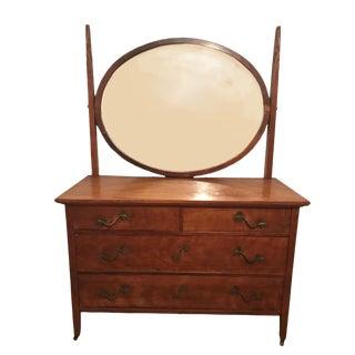 1950s Vintage Tobey Furniture Co. Dresser For Sale