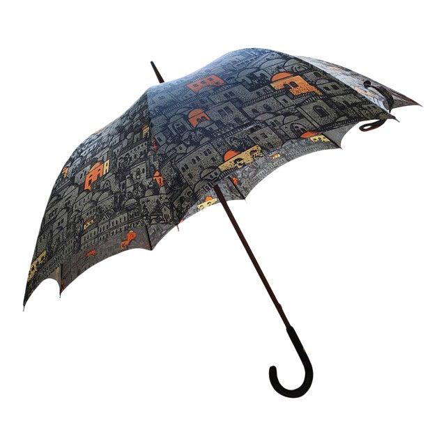 1986 Umbrella by Piero Fornasetti For Sale
