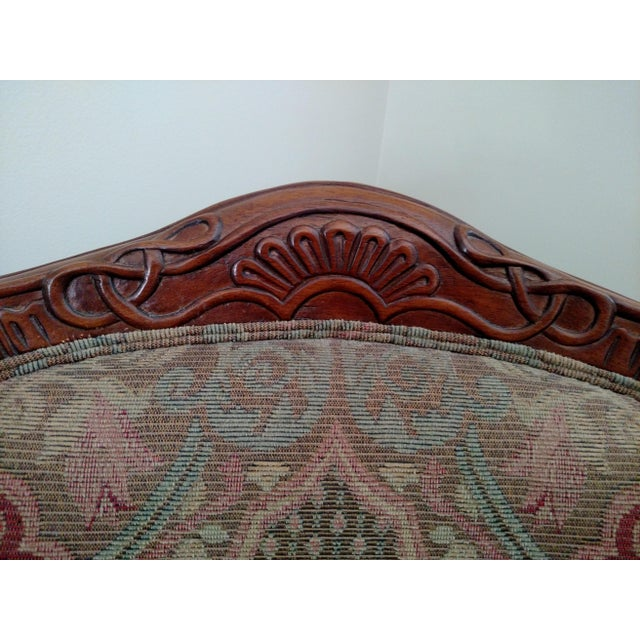 Bernhardt Living Room Chairs - A Pair For Sale - Image 9 of 13