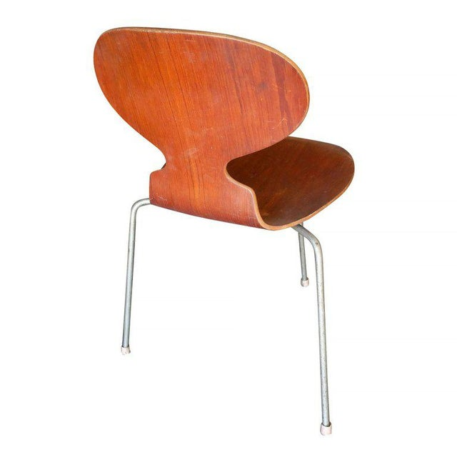 """Arne Jacobsen """"Ant"""" Side Chairs, Set of Four - Image 6 of 7"""