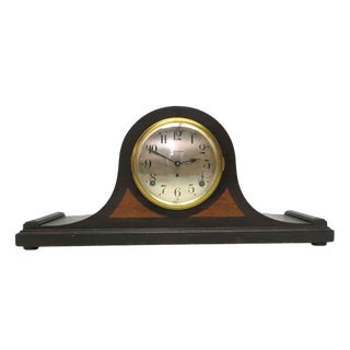 Seth Thomas Mahogany Mantel Clock For Sale