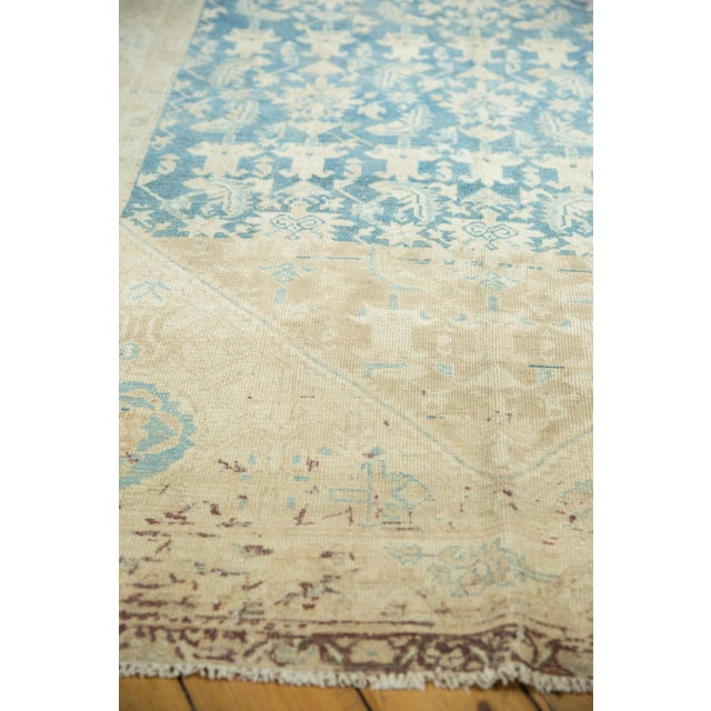 """1930s Vintage Distressed Malayer Rug Runner - 5'3"""" X 16'5"""" For Sale - Image 5 of 13"""