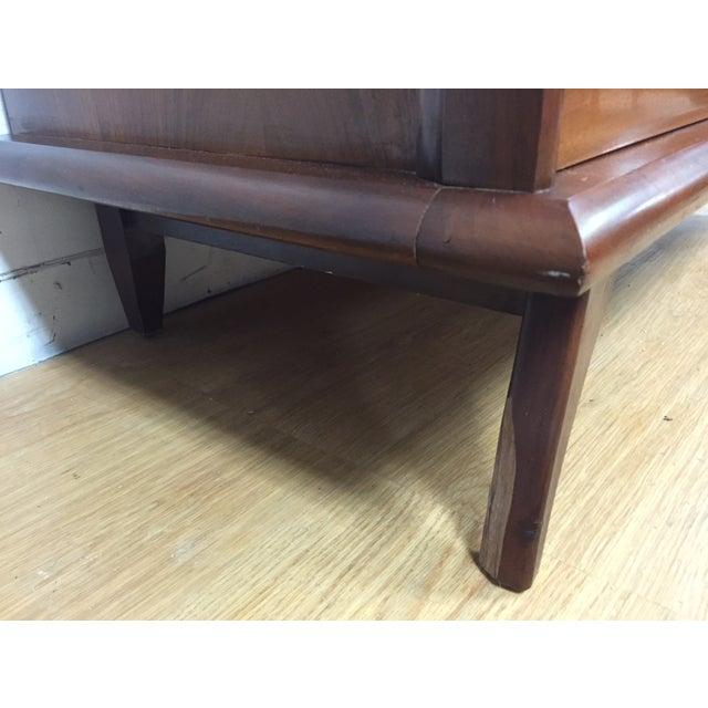 Walnut Mid-Century Dresser - Image 10 of 11
