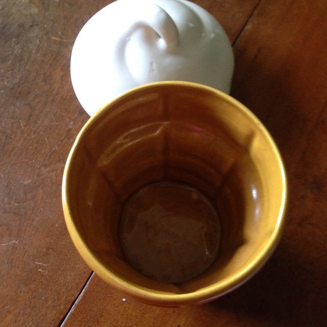 Vintage Ice Cream Cone Cookie Jar - Image 4 of 11