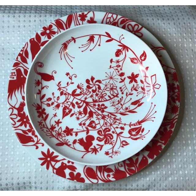 Tord Boontje's Table Stories Dinnerware Pieces - Set of 4 - Image 3 of 10