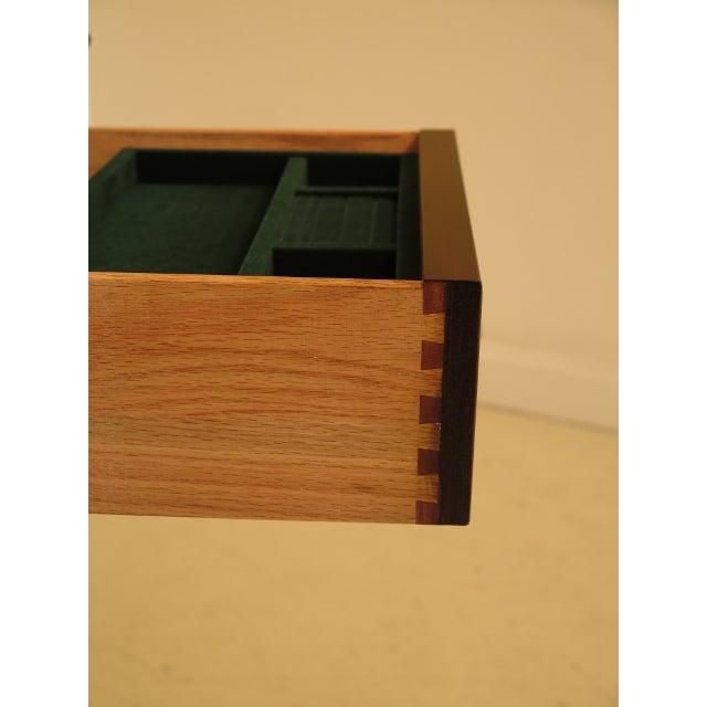 Brown Henkel Harris Mahogany Dresser For Sale - Image 8 of 13