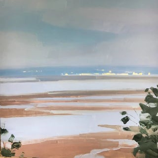 """Sara MacCulloch """"Low Tide"""" Painting, 2018 For Sale"""