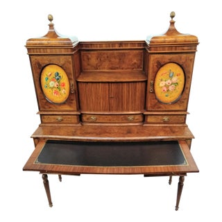 1970s French Writing Desk For Sale