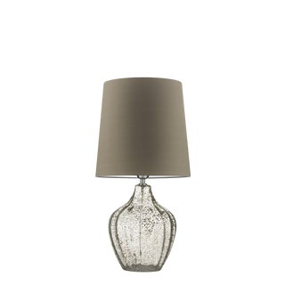 Vivienne Medium Clear Table Lamp For Sale