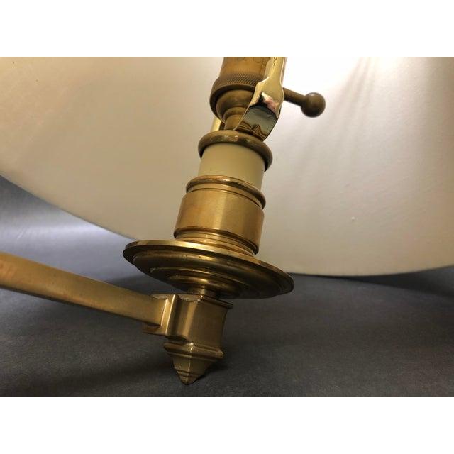 """Visual Comfort Alexa Hampton """"Gene Swing Arm"""" Wall Lamp for Visual Comfort For Sale - Image 4 of 10"""