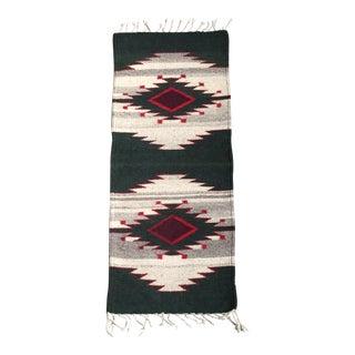 Native American Style Runner- 1′3″ × 3′1″