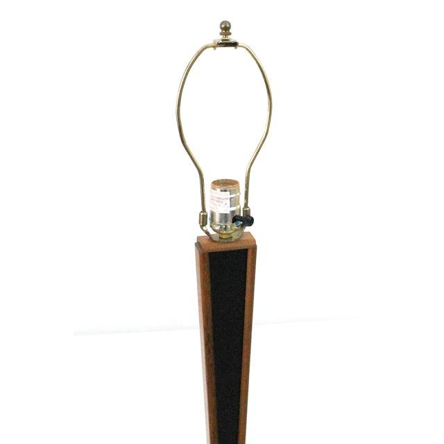 Mid-Century Modern Teak Floor Lamp - Image 5 of 9