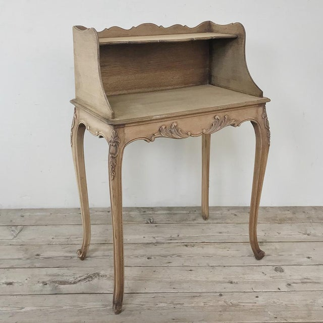 Pair Country French Provincial Nightstands For Sale In Dallas - Image 6 of 13