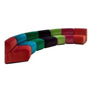 Vintage Jack Cartwright Sectional Sofa For Sale
