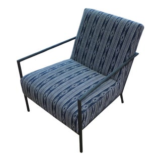 Modern Lee Industries Contemporary Armchair For Sale