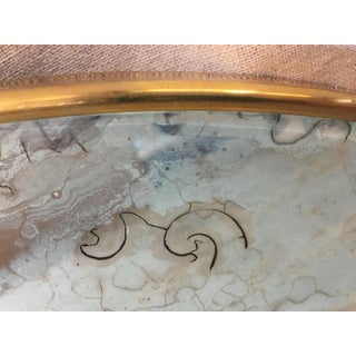 Pair of Mid-Century Italian Round Wall Mirrors Preview