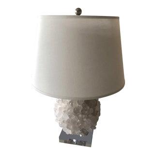Williams Sonoma Home Charlotte Clear Quartz Table Lamp