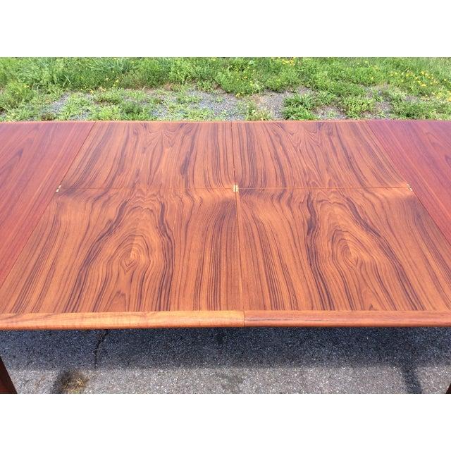 Refurbished Falster Teak Dining Table - Image 4 of 11