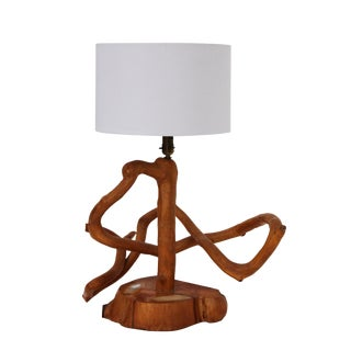 Large Wild Root Table Lamp