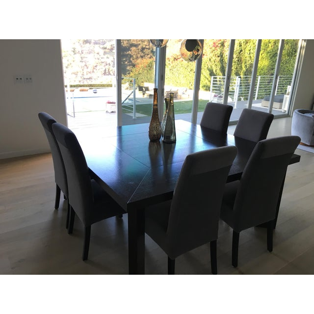 Modern Classic Dining Set & Vases For Sale - Image 10 of 11