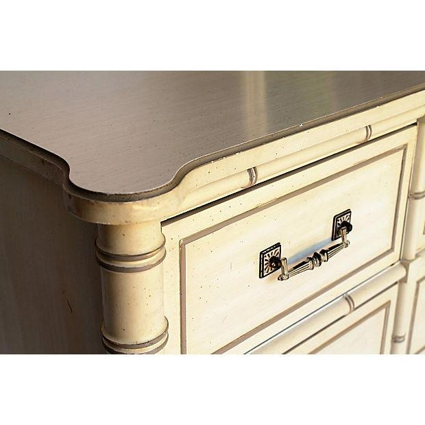 Henry Link Bamboo-Style Dresser - Image 9 of 10