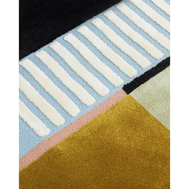 Contemporary Isaac Rug From Covet Paris For Sale - Image 3 of 4