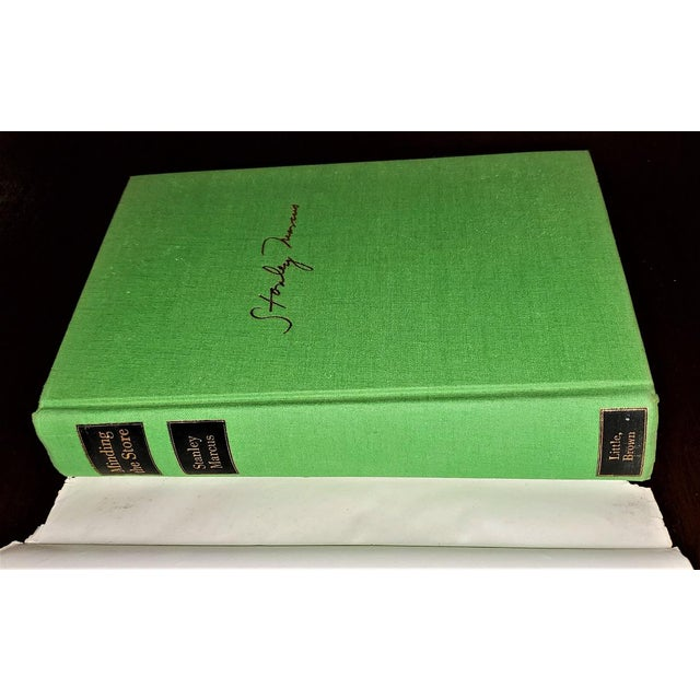 """Minding the Store"" Book by Stanley Marcus 1st Edition Signed For Sale - Image 9 of 13"