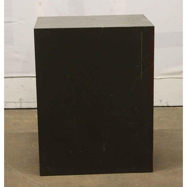 Green Vintage Addressograph Filing Cabinet For Sale - Image 8 of 9