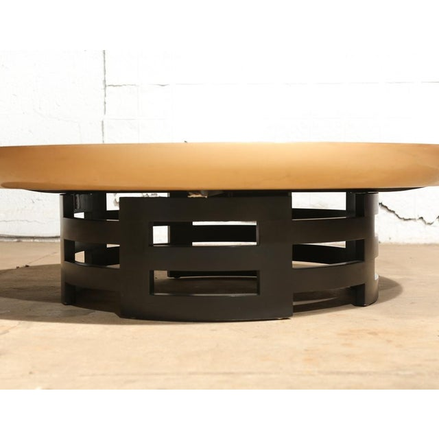 Theodore Muller for Kittinger Lotus Coffee Table - Image 6 of 10