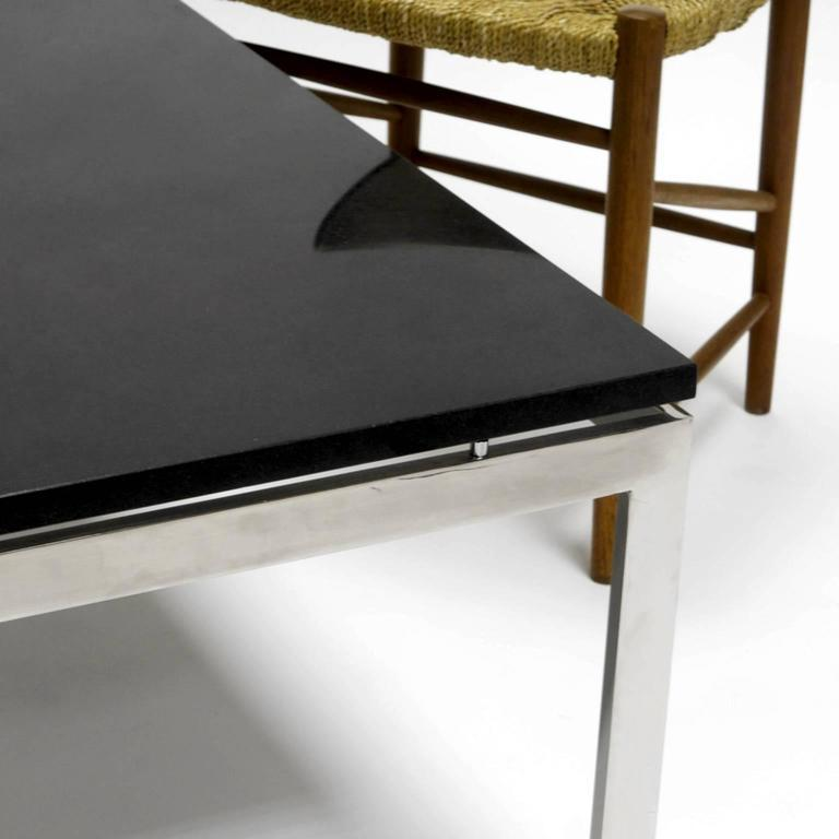Impressive Monumental Coffee Table By Jacob Epstein For Cumberland Furniture    Image 6 Of 6
