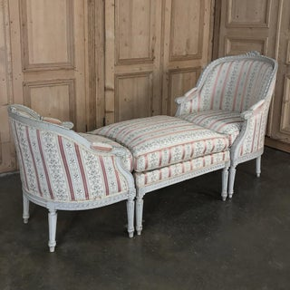 19th Century French Louis XV Chaise Duchesse Brisee (Chaise Lounge) Preview