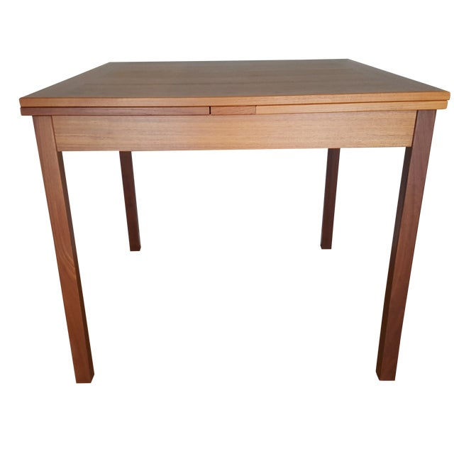 Møbler Teak Dining Table - Image 1 of 10
