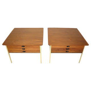 Early Milo Baughman Side Tables for Arch Gordon For Sale