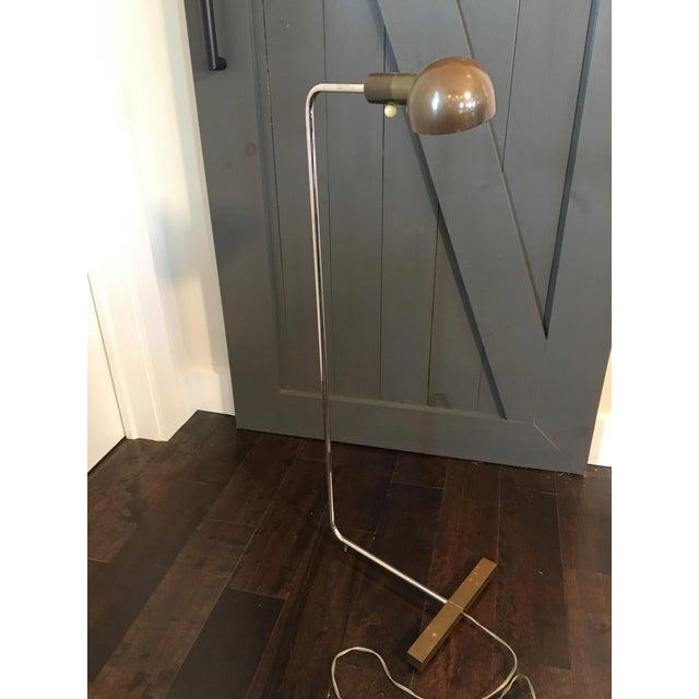 1970s Cedric Hartman Floor Lamp For Sale - Image 6 of 7