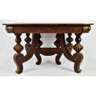 Antique Victorian Dining Table Preview