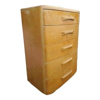 Haywood Wakefield Five Drawer Dresser For Sale