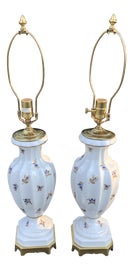Image of French Provincial Table Lamps