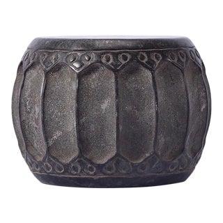 Handmade Bluestone Chinese Drum (S) For Sale