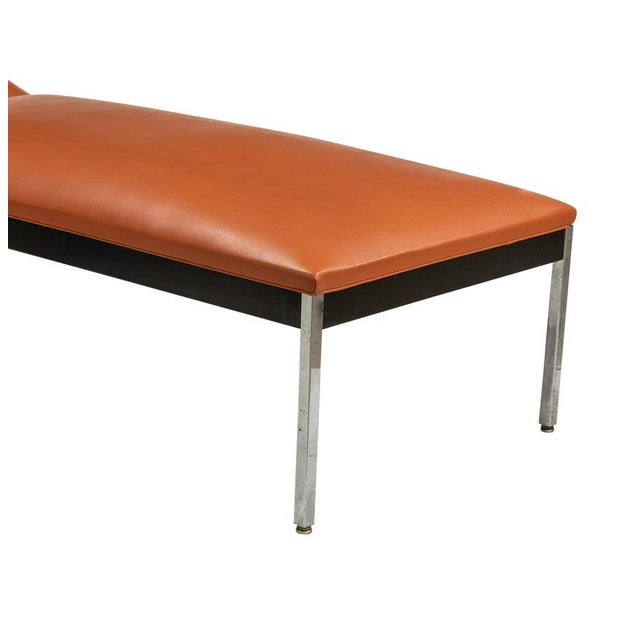 Mid-Century Modern Mid Century Modern Chrome Daybed For Sale - Image 3 of 4