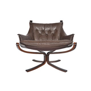 Sigurd Ressell Winged Falcon Chair For Sale
