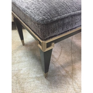 Caracole Upholstery Bench Ottoman Preview
